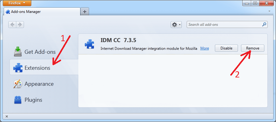 find idm cc internet download manager integration module for mozilla