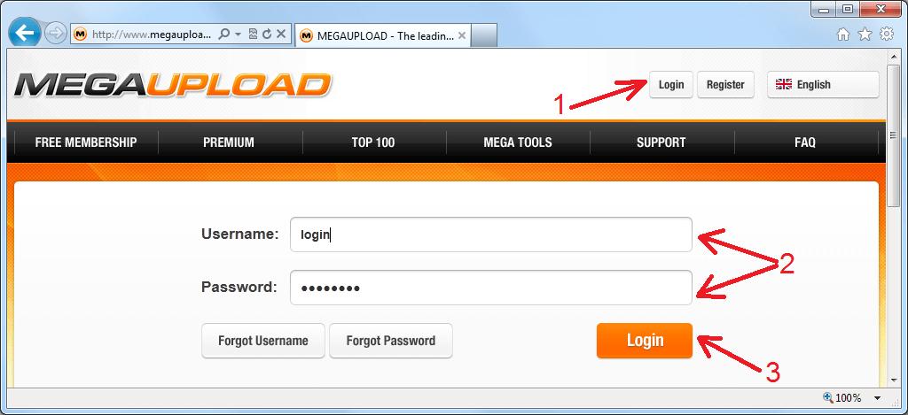 mega nz download without limit