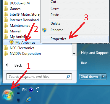 How can I configure my virus scanner to automatically scan files