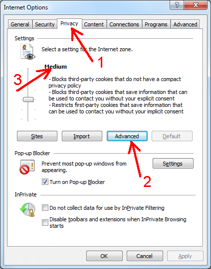 How To Check That Internet Explorer Correctly Saves Cookies