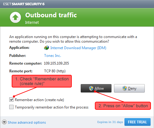download nod32 smart security